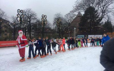 Kerst: vrij schaatsen van 13-17 uur